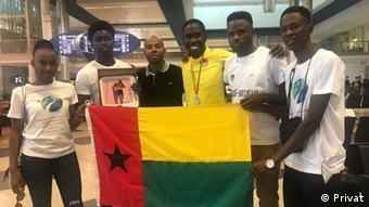 Braima Dabo Athlet aus Guinea