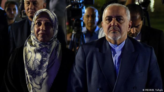 Iran Mohammed Dschawad Sarif, Außenminister