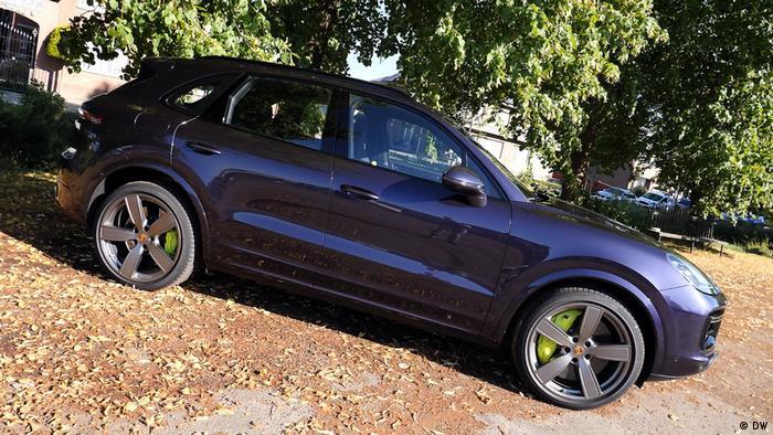 DW Motor mobil 42-19 | Online-Startbild | Porsche Cayenne S E-Hybrid (DW)