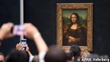 BdTD Paris Mona Lisa nach Renovierung wieder ausgestellt