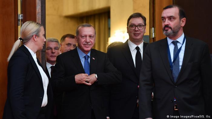 Turska i Srbija su jedna drugoj potrebne kako bi Vučić i Erdogan na toj suradnji stjecali neke političke bodove
