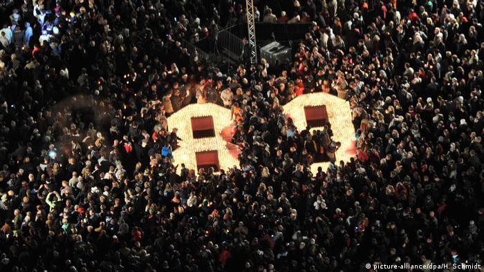 Deutschland Leipzig feiert die Einheit 2010