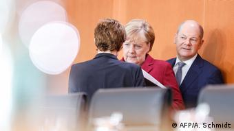 Berlin Cabinet meeting
