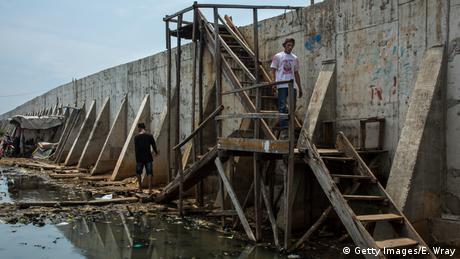Tembok laut Jakarta