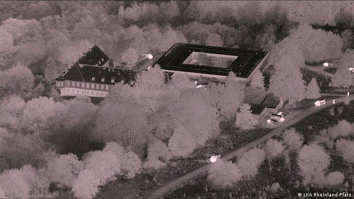 Površina čitavog bunkerskog kompleksa je 13.000 kvadratnih metara