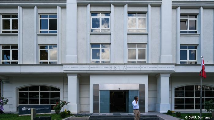 SETA'nın Ankara'daki merkezi