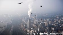 Frankreich: Umweltbelastung und Luftverschmutzung in Paris