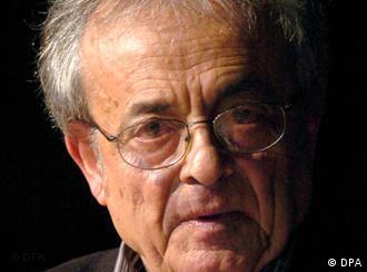 Syrian poet Adonis