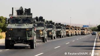 Πώς θα επηρεάσει η τουρκική επίθεση στη βόρεια Συρία τις σχέσεις της Γερμανίας με τους Κούρδους;