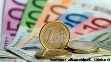 Symbolbild Eurozone Haushalt