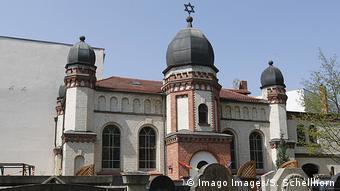 Η συναγωγή στην πόλη Χάλε