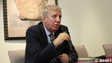 Bulgarien Politiker Alexander Tomov