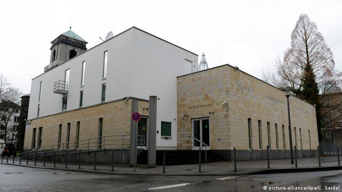 Wuppertal synagogue in Germany (picture-alliance/dpa/C. Seidel)