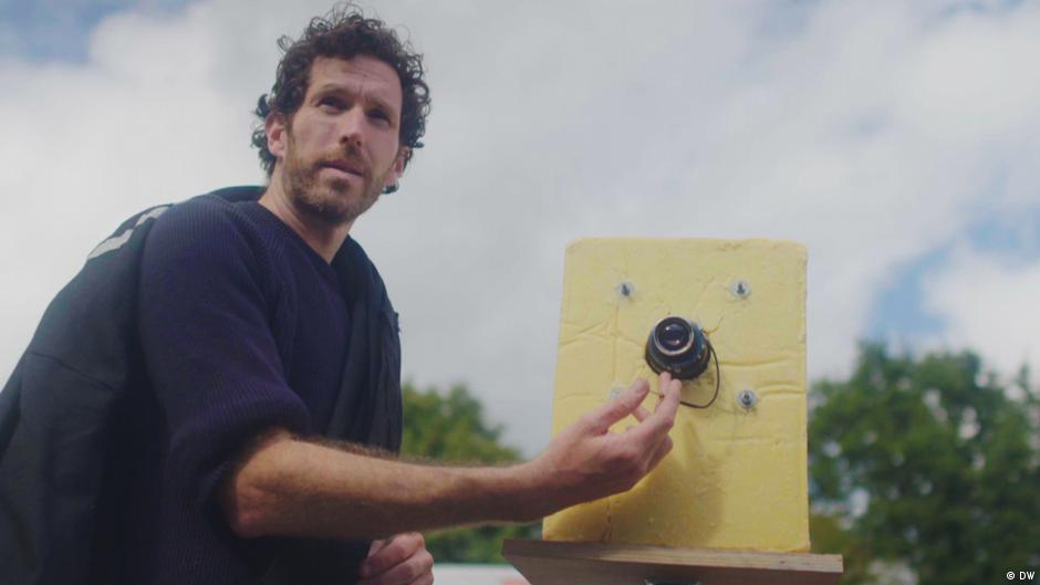 Cheese Camera, Bread Camera, Camper Camera