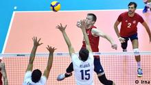 Volleyball WM 2019 | Iran-USA (irna)