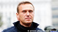 Russland Kundgebung zur Unterstützung von politischen Gefangenen | Alexey Nawalny