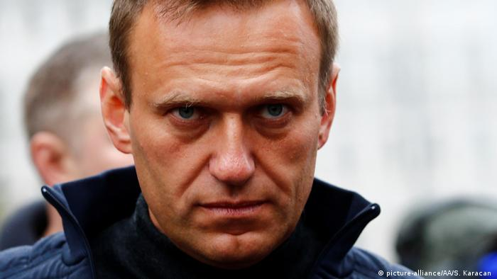 Russia's crackdown on Alexei Navalny seen as an 'intimidation tactic' | DW | 16.10.2019