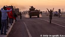 Militäroffensive der Türkei in Nordsyrien