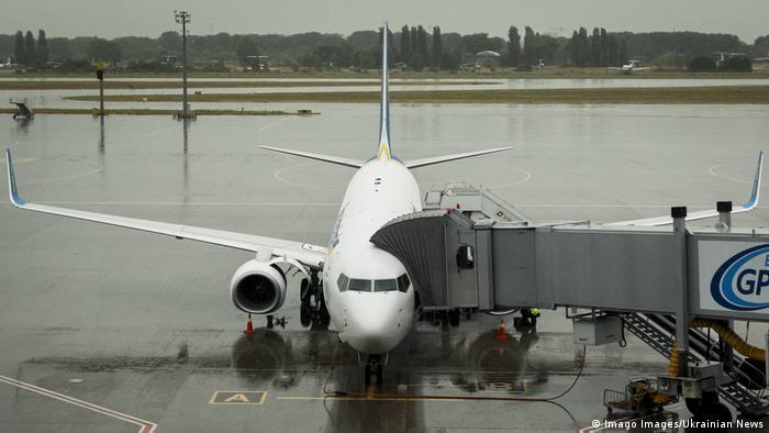 Літак Boeing 737-800 NG, фото 20 липня 2016 року