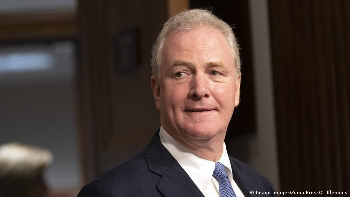 Der Demokrat Chris Van Hollen
