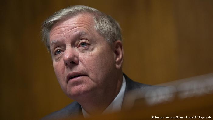 Der Republikaner Lindsey Graham