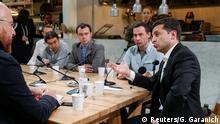 Ukraine Kiew PK Präsident Selenskyj