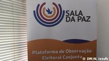 Sala da Paz Wahlbeobachtungsplattform in Mosambik