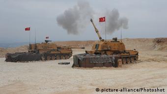 SPD: Παράνομη η τουρκική επέμβαση στη βόρεια Συρία