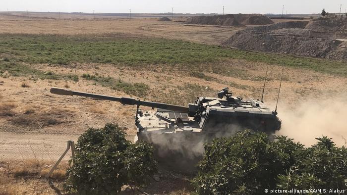 Военная операция Турции на севере Сирии