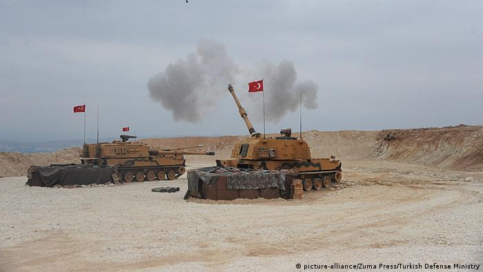 Туреччина повідомила про загибель свого військового у Сирії