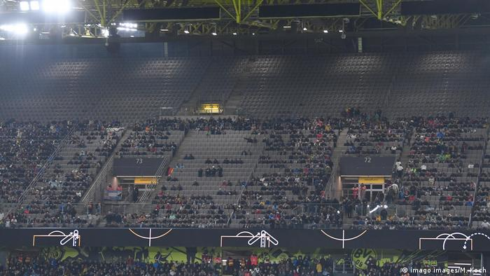Opinion To Fill The Seats The Dfb Needs To Start Taking