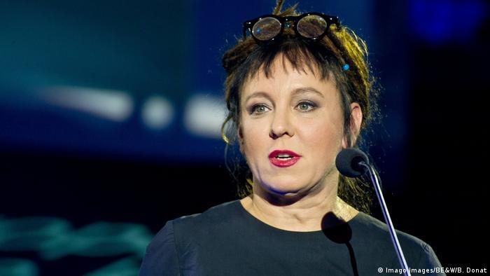 Schweden Stockholm Nobelpreis Literatur 2018 Autorin Olga Tokarczuk