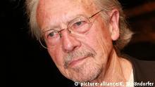 Schweden Stockholm Nobelpreis Literatur 2019 Autor Peter Handke