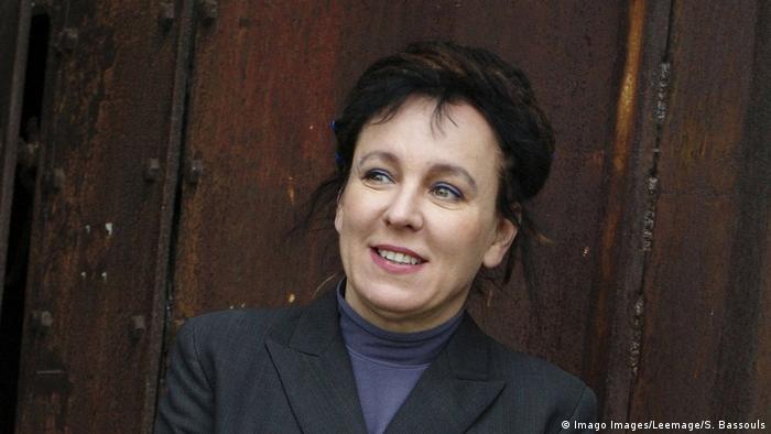 Olga Tokarczuk, escritora polaca, ganadora del Nobel de Literatura 2018.