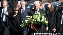 Deutschland Halle nach Anschlag auf Synagoge | Frank-Walter Steinmeier, Bundespräsident