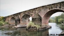 Brücke der Einheit in Vacha