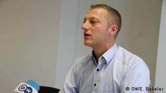 Martin Müller est l'actuel maire de Vacha