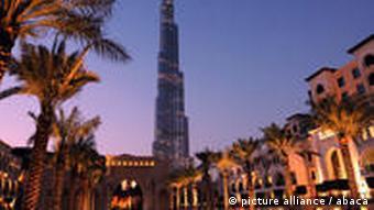 Дубайская башня