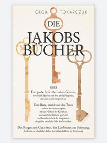 Okładka niemieckiego wydania Ksiąg Jakubowych