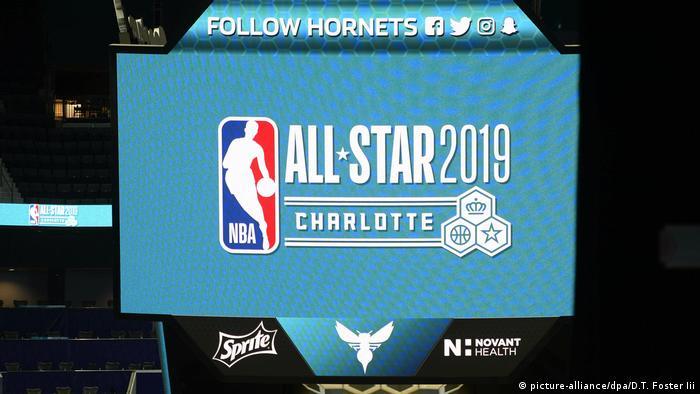 NBA Basketball 2019 (picture-alliance/dpa/D.T. Foster Iii)