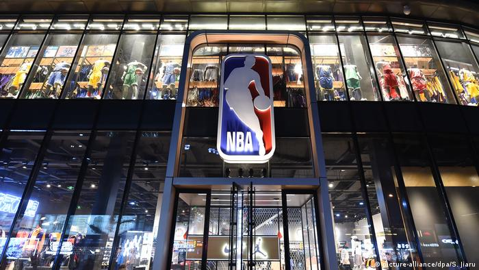 NBA Basketball 2019 (picture-alliance/dpa/S. Jiaru)