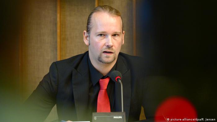 Sebastian Scharmer ha defendido a multitud de víctimas de la violencia derechista.