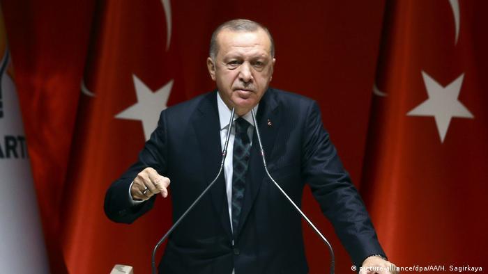President Erdogan präsentierte die Erfolgsbilanz der letzten 17 Jahre