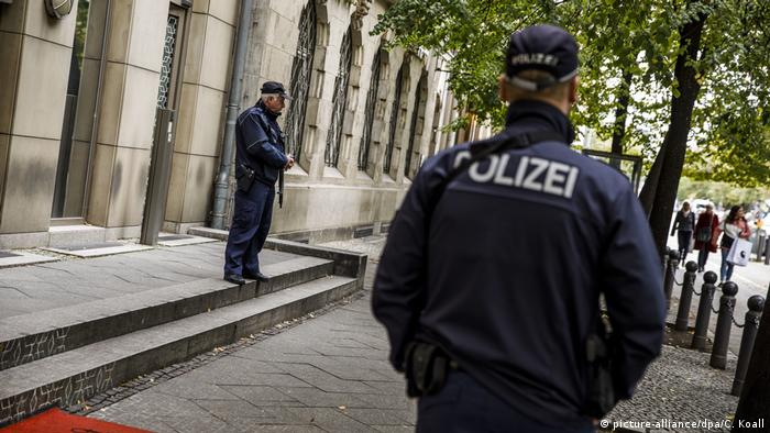Nach den Schüssen auf Synagoge in Halle