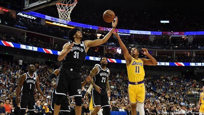 NBA China Games 2019 | Los Angeles Lakers vs Brooklyn Nets