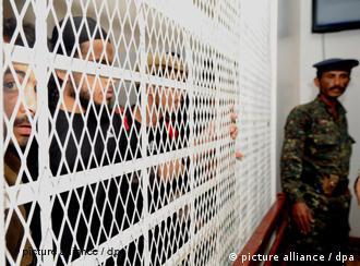 بسیاری از ستیزه جویان القاعده در زندانهای یمن به سر میبرند