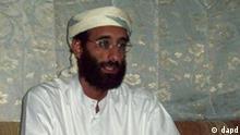 File - This October 2008 file photo by Muhammad ud-Deen shows Imam Anwar al-Awlaki in Yemen. Yemen's Defense Ministry said in a statement Friday Sept. 30, 2011 the U.S.-born al-Qaida cleric Anwar al-Awlaki has been killed. (Foto:Muhammad ud-Deen, File/AP/dapd) ** MANDATORY CREDIT NO SALES **