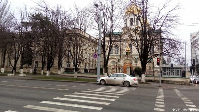 Chișinăul pustiu pe timp de pandemie