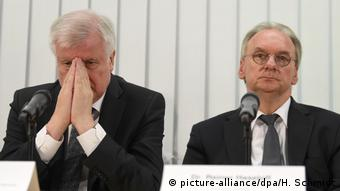 Nach Angriff in Halle/Saale - Pressekonferenz (picture-alliance/dpa/H. Schmidt)