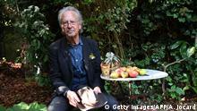 Nobelpreis Literatur 2019 Autor Peter Handke